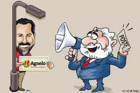 Lula e Agnelo