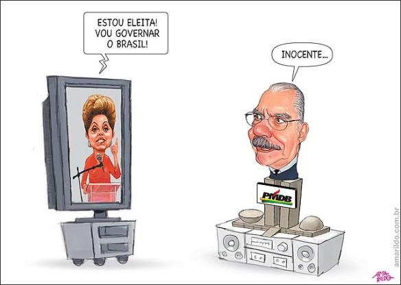Dilma e Sarney