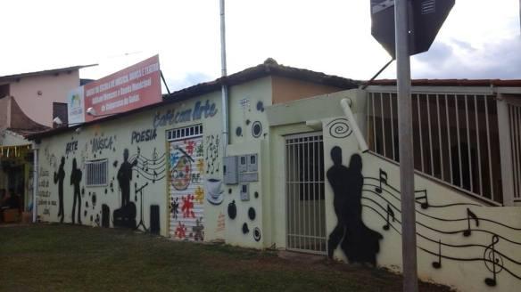 Escola de Música em Valparaíso. Reprodução